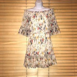 Foxiedox Over the Shoulder Gypsie Style Dress
